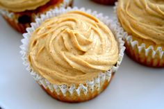 Peanut Butter and Jelly-filled Protein Cupcakes!!!! 100% clean!!!! am i dreaming?!!!