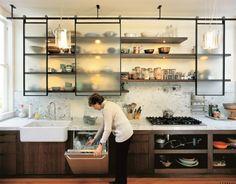 キッチン,カウンター,奥行き,収納,使い易い