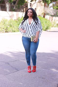 b397ad9eeaa 10 Best Women s Plus Size Fashion  Summer Looks images