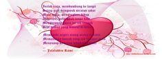 Foto Sampul Kronologi Facebook Keren Cinta Menyusup Lekuk Liku Dada