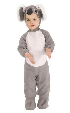 NEW Rubie's Baby Koala Bear Costume #Rubies #CompleteOutfit