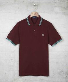 """Port/Peppermint/Peppermint"" Slim Fit Twin Tipped Fred Perry Shirt Healthy Weight Loss, Weight Loss Tips, Lose Weight, Diet Motivation, Weight Loss Motivation, Fred Perry Shirt, Twin Tips, Diet Tips, Menswear"