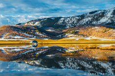Mountains.Reflection