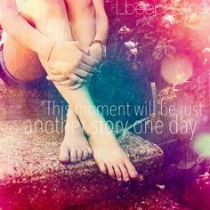 Taken by Lacey Phillips. Perks of being a wallflower  Quote