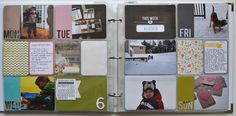 A Vegas Girl at Heart: Project Life 2013: Week 6 #projectlife