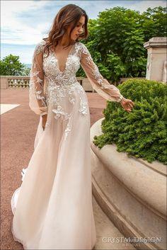 222 beautiful long sleeve wedding dresses (94)