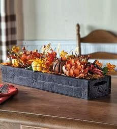 Interior Fun: 14 Ideas for a Rustic Fall Table