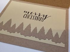 stamp. craft. pin.: Christmas Card!