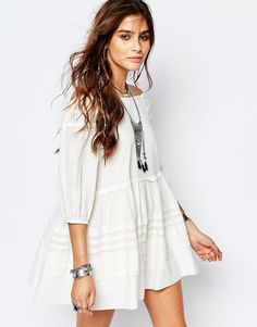 Just in picks from Asos.com are here! shop the Free People candy shop mini dress