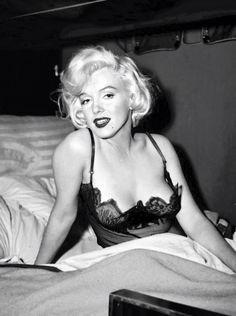 """Marilyn Monroe in """"Some Like It Hot"""" 1959"""
