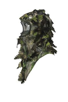 This North Mountain Gear camouflage hunting face mask is great addition to our Ambush HD Camouflage Leafy Ghillie Hunting Suit. Full cover construction that is a must when hunting almost all game. Hunting Suit, Hunting Camouflage, Hunting Gear, Mountain Gear, Shooting Accessories, Camo Outfits, Mesh Netting, 3d Face, Shirts For Teens