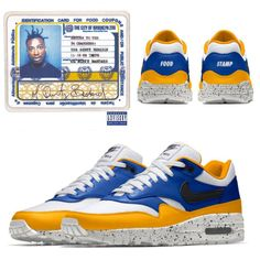 best service 22c84 1396a Custom at its best  Nike Air Max 1 meets Oldschool