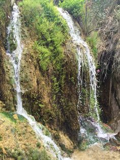 Algar waterfall Spain