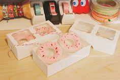 Parrish Platz: Teacher Gifts (Christmas)  doughnut ornaments