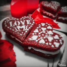 San Valentino  #redvelvet# heart