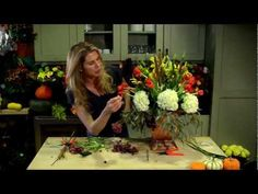 "Creating your own floral arrangement? View our Whole Foods Market video tutorials featuring ""Flower Chef"" Sarah von Pollaro. We have episodes on various techniques and arrangements with more being added all the time!"