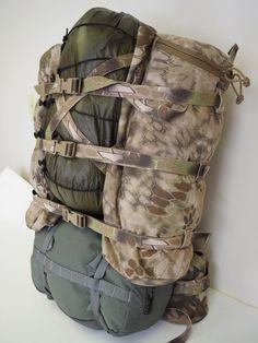 0e091ecd6ee9 Kifaru Nomad Backpacking Gear
