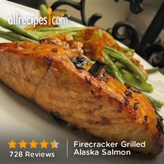 Grilled salmon, Salmon and Paprika recipes on Pinterest