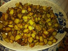 Curried Chat Potatoes! Check out our recipe below!