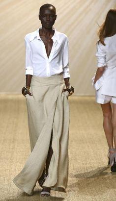 #white #shirt #chemi