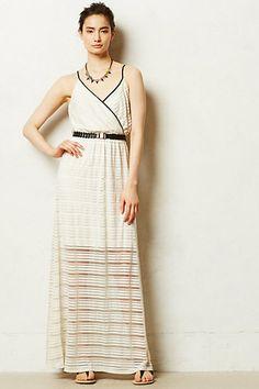 Linay Maxi Dress #anthropologie #anthrofave