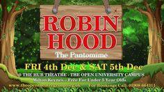 Robin Hood - The Pantomime 2015 - Milton Keynes