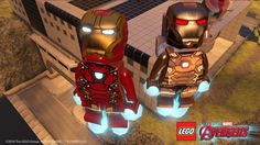 LEGO Marvel's Avengers recibirá contenido gratuito de Ant-Man y Capitán América: Civil War en sus versiones de PS3 y PS4, esto quiere decir que nuevos personajes y contenidos estarán prontos a llegar a las dos …