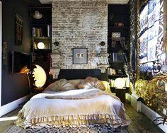 European Style Meets Bohemian Chic in a London Apartment