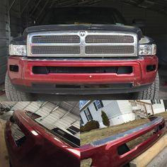 Ce Bed E C F Cummins Dodge on Aftermarket Bumpers For Dodge Dakota