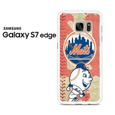 New York Mets Samsung Galaxy S7 Edge Case