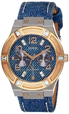 Guess W0289L1 Ladies Sport  - Wristwatch Women's