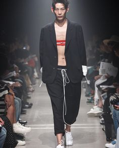 #soshiotsuki #lvmhprize #2016 #16SS #fashion #mbtfw #jfw#mensfashion #menswear #rtw #絶命展 #creativity #collection #awai