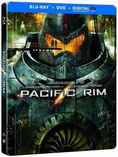 Pacific rim en blu-ray métal édition limitée