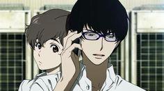 Bild über We Heart It #anime #nine #twelve #zankyounoterror