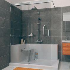 remplacer une baignoire par une douche principes de remplacement dune baignoire par une douche
