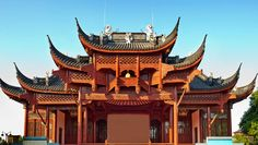 Historic Architecture of #China's Forbidden City, the imperial palace in #Beijing, #China.  http://www.awimaway.com/tours/china-highlights