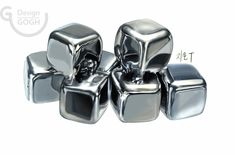 Cheap gift, Buy Quality steel money directly from China steel roof Suppliers: Hot Sale New Arrival Stainless Steel Ice Cubes Cool Glacier Rock Neat Drink Freezer gel Wine Whiskey Stones Great Gift Ice Stone, Perspective Sketch, Object Drawing, Cool Rocks, Stainless Steel Material, Great Gifts, Cool Stuff, Ice Cubes, Metal