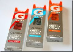 (Seth) The original gatorade brand. It started out and consisted of just the energy drinks. A brand extension that was introduced is the electrolyte chews and the powder.