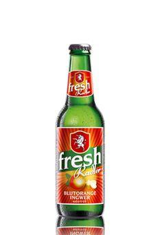 fohrenburger fresh beer lemonade ginger blood orange radler