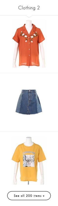 """Clothing 2"" by tnt-official ❤ liked on Polyvore featuring skirts, bottoms, topshop, mid stone, blue denim skirt, knee length a line skirt, pocket skirt, patchwork denim skirt, denim skirt and dresses"