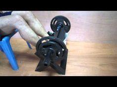 gymware.com - Tibia Dorsi Calf Machine - YouTube