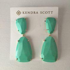 Kendra Scott earrings Never worn Kendra Scott Jewelry Earrings