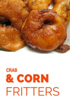 Emeril Lagasse stopped by The Chew, sharing an easy appetizer, snack, or even party food recipe. His Crab and Corn Fritters will please anyone looking for a treat!