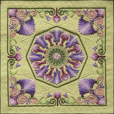 prize winning quilts | Calendars Award Winning Quilts 2014 Calendar - Featuring Quilts from ...