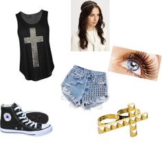 """""""summer outifit"""" by sierralurty on Polyvore"""