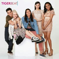 Dove Cameron & #Descendants2 cast on TigerBeat Now Instagram.