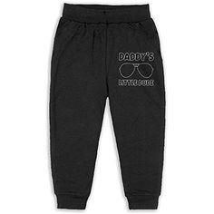 0bd17e7bef8ce3 Kids Dads Little Dude Cute Sweatpants 2T-6 Spring Autumnn Sports Pants  #bottomsup #bottomsdeutsch #bottomsupnewyork #bottoms #bottomsupbeer ...