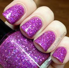 Check out who is now at OverallBeauty.com!! New to our nail polish haunt.. I love polish, I <3 <3 Polish..