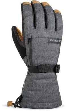 DAKINE Titan Insulated Leather Gloves Carbon XL