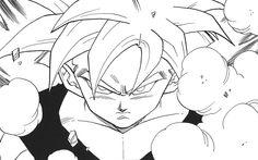Dragon ball anime Goku and Gohan coloring pages for kids